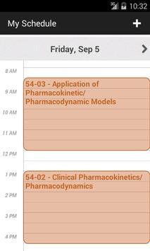 ICAAC 2014 apk screenshot