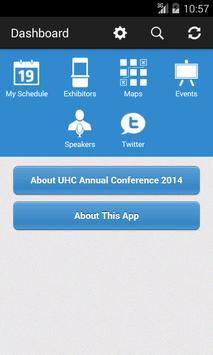 UHC Annual Conference 2014 apk screenshot