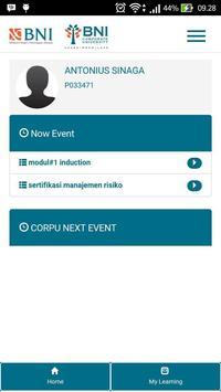 BNI CorpU apk screenshot