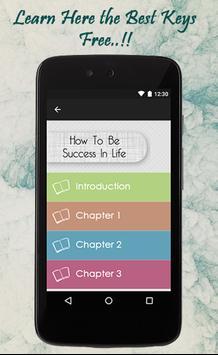 How To Be Success In Life apk screenshot