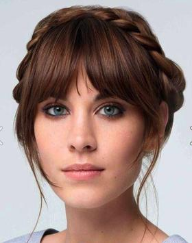 Cortes de cabello para mujer apk screenshot