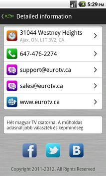 Corvina Business Directory apk screenshot