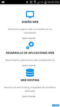 COTOWEB: Desarrollo Web + Host apk screenshot
