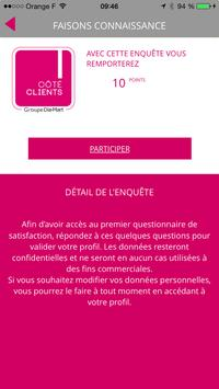 Côté Clients apk screenshot
