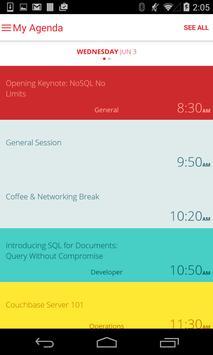 Couchbase Connect 2015 apk screenshot