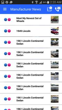Courtesy Ford Lincoln apk screenshot