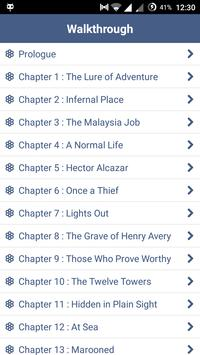 Gamer's Guide for Uncharted 4 apk screenshot