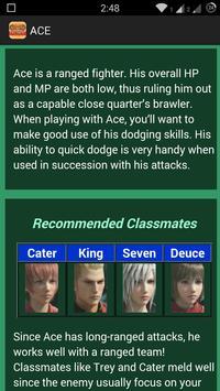 Guide for Final Fantasy T-0 HD apk screenshot