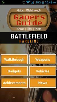 Guide for Battlefield Hardline poster