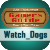 Guide+tips+wiki for Watch Dogs icon