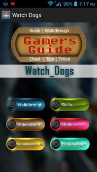 Guide+tips+wiki for Watch Dogs poster