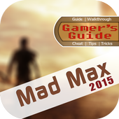 Gamer's Guide For Mad Max icon