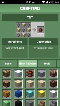 Gamer's Guide for Minecraft apk screenshot