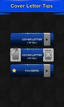 Cover Letter Tips apk screenshot