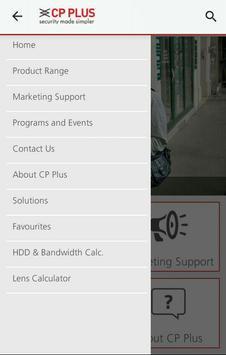 CP Plus Showcase apk screenshot