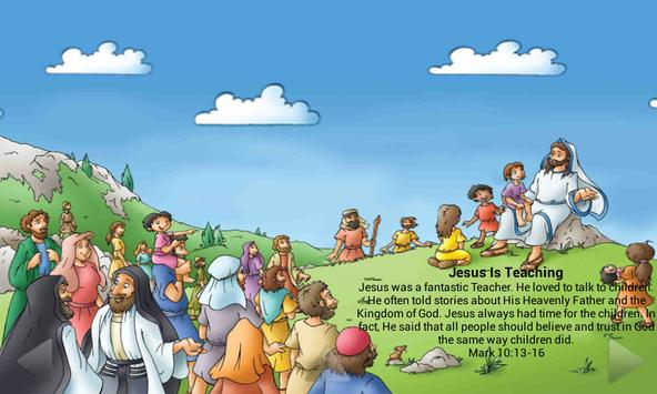 Children's Bible for Toddlers apk screenshot