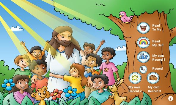 Children's Bible for Toddlers poster