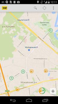Карта НТПК poster