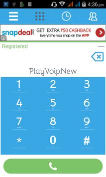 PlayVoip apk screenshot