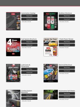 CRC - Auto/Marine Products apk screenshot