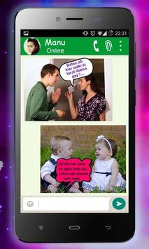 Quotes on Photo & Stickers apk screenshot