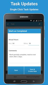 Cratio Field Service Software apk screenshot