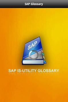 SAP Glossary poster