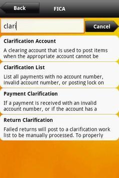 SAP Glossary apk screenshot
