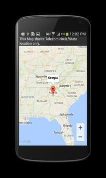 Phone Number Locator apk screenshot