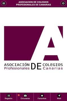 ACP de Canarias poster