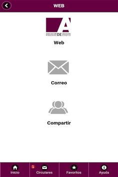 ACP de Canarias apk screenshot