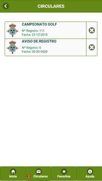 Real Club Golf Tenerife apk screenshot