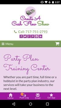 Create A Cash Flow Show apk screenshot