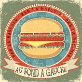 AU FOND A GAUCHE icon