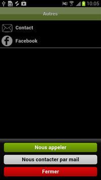 AU FOND A GAUCHE apk screenshot