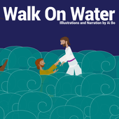 Walk On Water Storybook icon