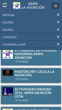 AMPA LA ASUNCIÓN apk screenshot