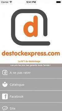 Destockexpress poster