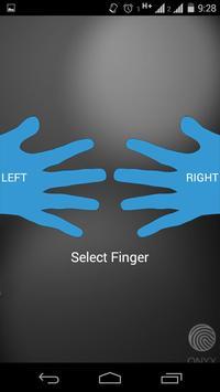 Crescent Finger Print Solution apk screenshot