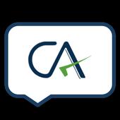notifiCAtion CA Messenger icon