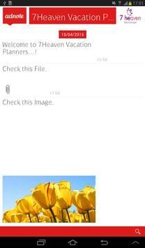 7Heaven Messenger apk screenshot