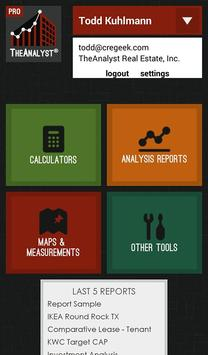 TheAnalyst® PRO poster