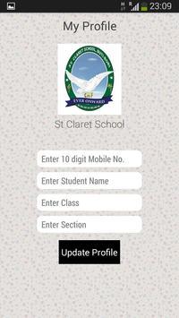 St Claret School apk screenshot