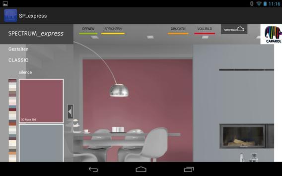 SPECTRUM_express apk screenshot