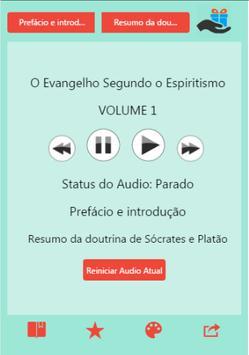 Audio Evangelho Espiritismo V2 poster