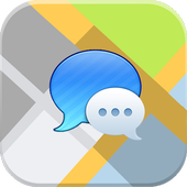 Map Messenger icon