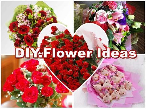 DIY Flower Ideas apk screenshot