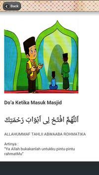 Kumpulan Doa-Doa Harian Anak apk screenshot