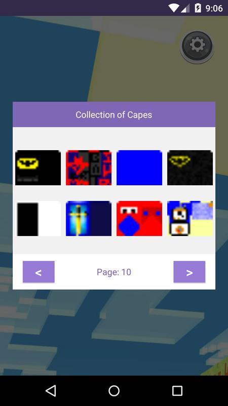 3d Cape Editor For Minecraft Apk Download Free Tools App