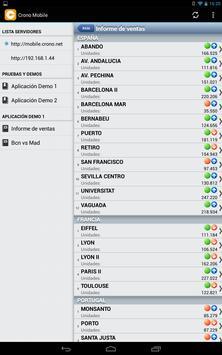Crono Mobile apk screenshot